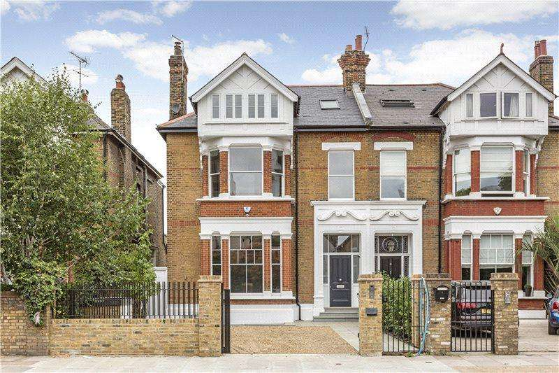 6 Bedrooms House for sale in Castelnau, Barnes, London, SW13
