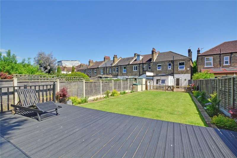 4 Bedrooms End Of Terrace House for sale in Verdant Lane, Hither Green, London, SE6