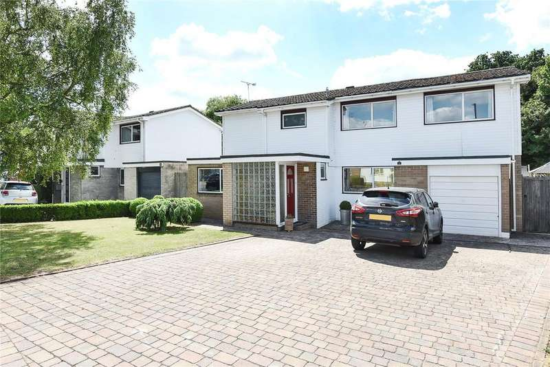 5 Bedrooms Detached House for sale in Ruddlesway, Windsor, Berkshire, SL4