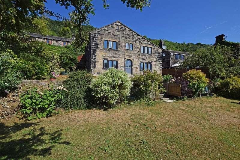 6 Bedrooms Detached House for sale in Jumble Holes, Higher Underbank, Charlestown, Hebden Bridge HX7