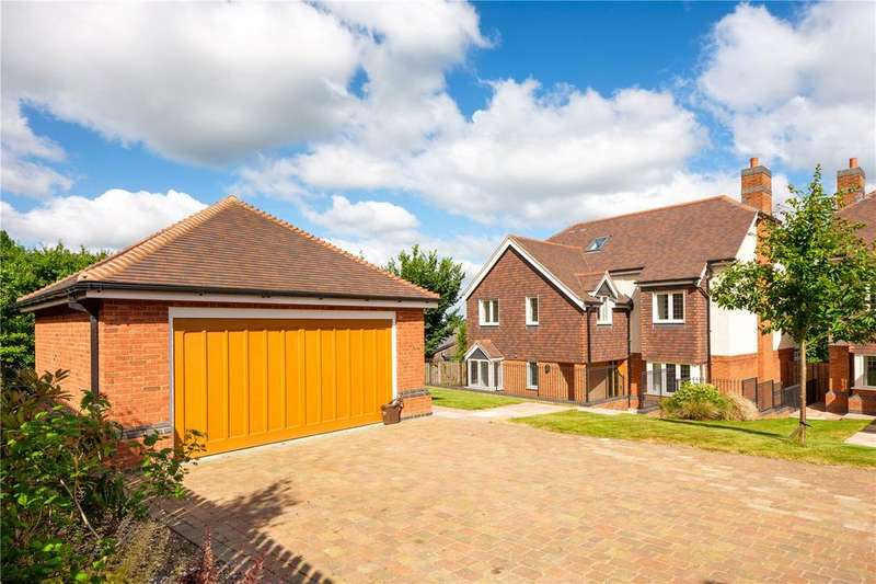 6 Bedrooms Detached House for sale in Moules Yard, Ashwell, Baldock, Hertfordshire