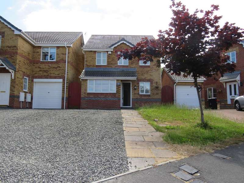3 Bedrooms Detached House for sale in Hazel Dene Way, Seaham SR7