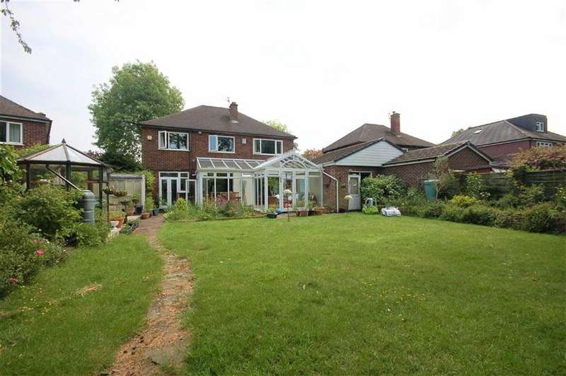 4 Bedrooms Detached House for sale in Netherwood Road, Northenden, Manchester, M22