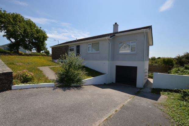 2 Bedrooms Detached Bungalow for sale in Wych Hazel Way, Newquay, Cornwall