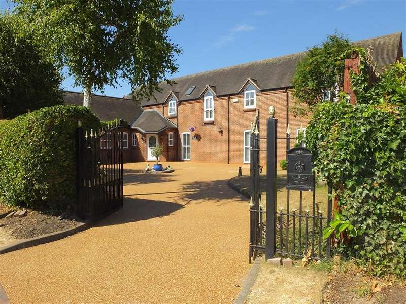 4 Bedrooms Detached House for sale in Church Road, Egginton, Derby