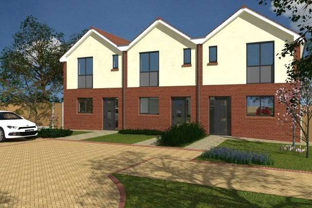 3 Bedrooms Property for sale in Plot 4, Yew Tree Place Charlton Lane Bristol BS10