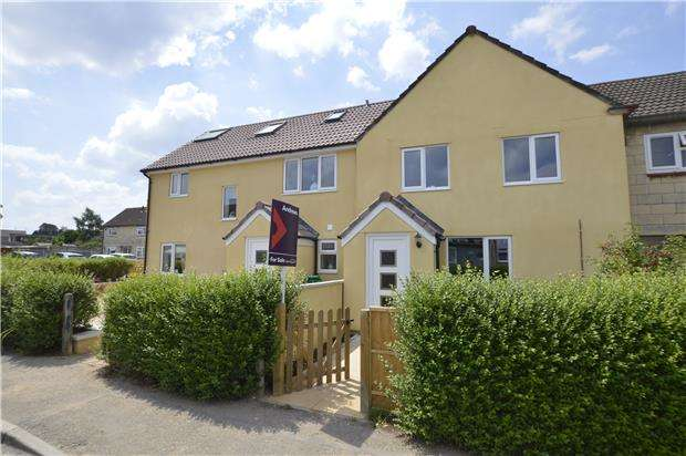 4 Bedrooms Terraced House for sale in Bradley Avenue, Winterbourne, Bristol, BS36 1HJ