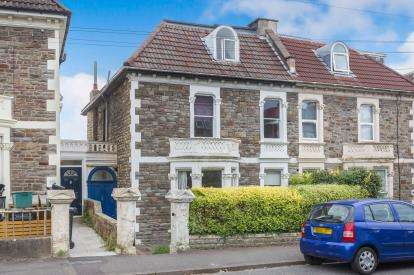 5 Bedrooms Terraced House for sale in Cromwell Road, St. Andrews, Bristol, Somerset