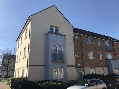 2 Bedrooms Flat for sale in Junction Way, Mangotsfield, Bristol