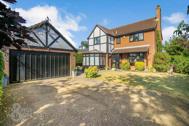 4 Bedrooms Detached House for sale in River Walk, Great Yarmouth,
