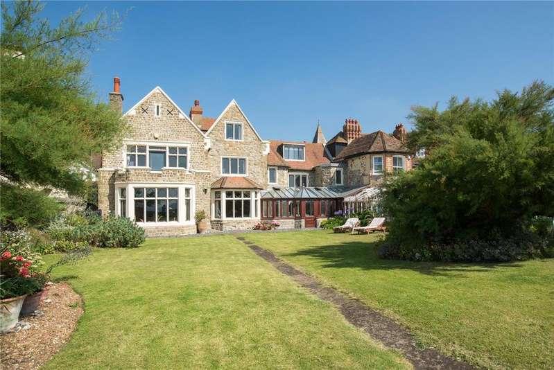 6 Bedrooms Terraced House for sale in Castle Road, Sandgate, Folkestone, Kent