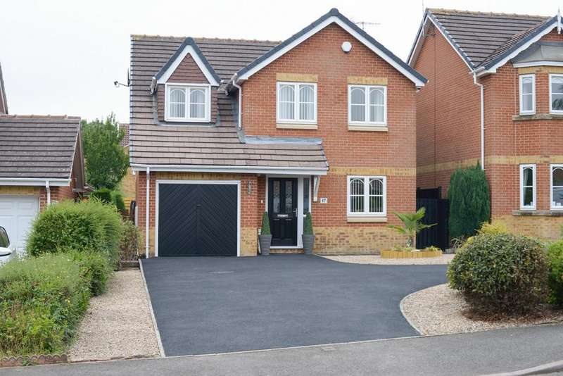 4 Bedrooms Detached House for sale in Acorn Ridge, Walton, Chesterfield