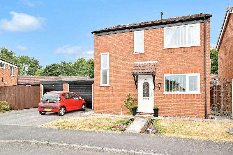 3 Bedrooms Detached House for sale in Allendale, Runcorn