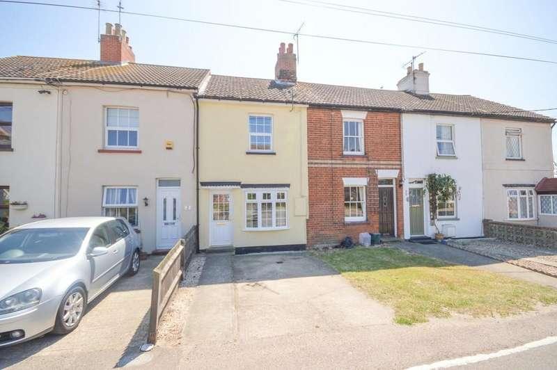 2 Bedrooms Terraced House for sale in Oakley Road, Ramsey, Harwich