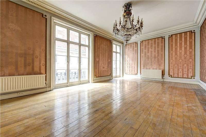 7 Bedrooms Plot Commercial for sale in Dunraven Street, London, W1K