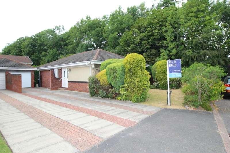 3 Bedrooms Detached Bungalow for sale in Marina View, Hebburn, NE31