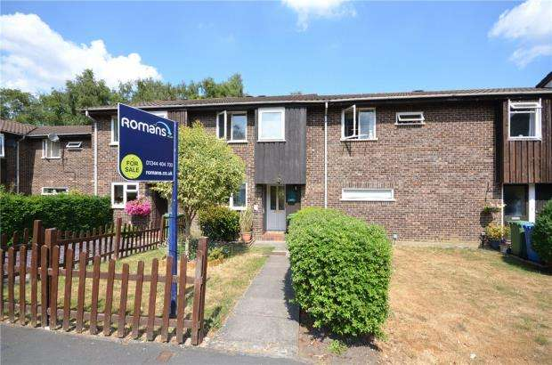 3 Bedrooms Terraced House for sale in Greenham Wood, Bracknell, Berkshire