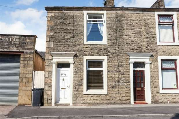 3 Bedrooms End Of Terrace House for sale in Frederick Street, Oswaldtwistle, Accrington, Lancashire