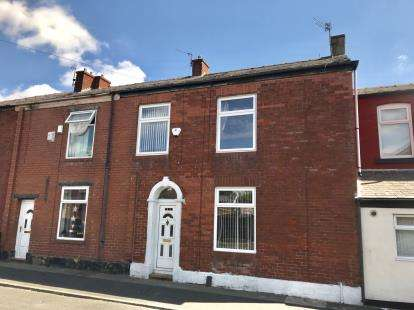 3 Bedrooms Terraced House for sale in Railway Street, Dukinfield, Greater Manchester, United Kingdom