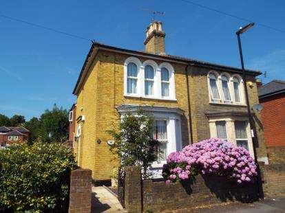 3 Bedrooms Semi Detached House for sale in Inner Avenue, Southampton, Hampshire
