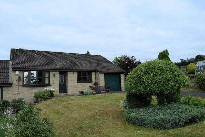 3 Bedrooms Bungalow for sale in Meadow Grange, Haltwhistle