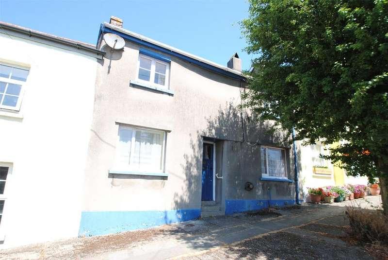 3 Bedrooms Terraced House for sale in Mill Street, Torrington