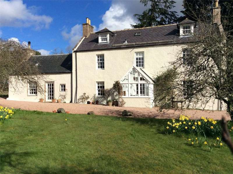 6 Bedrooms Detached House for sale in Balbridie House, Banchory, Aberdeenshire