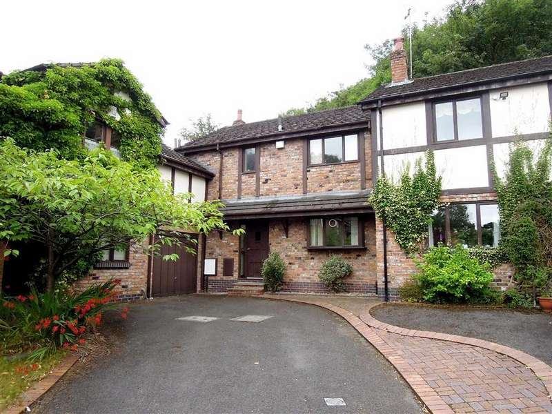 3 Bedrooms Mews House for sale in St Anns Close, Prestwich, Prestwich Manchester