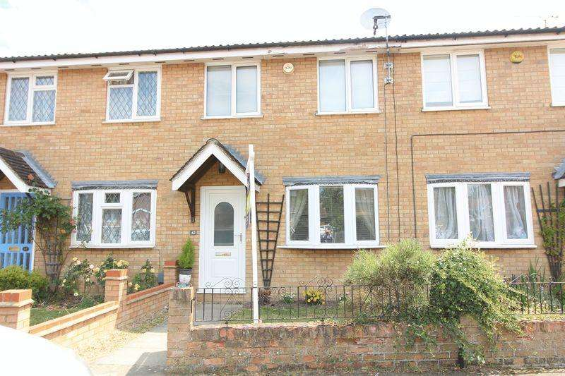 2 Bedrooms End Of Terrace House for sale in Longbrooke, Dunstable