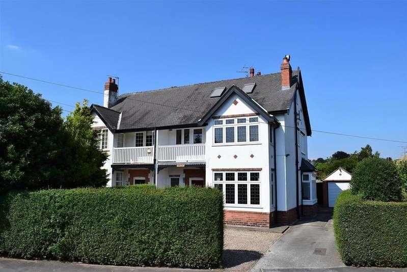 5 Bedrooms Semi Detached House for sale in Barrow Lane, Hessle