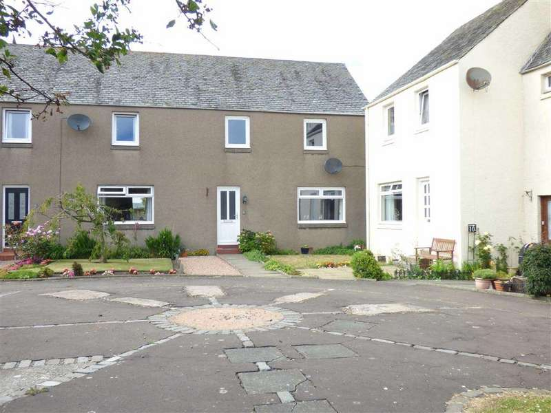 3 Bedrooms Semi Detached House for sale in New Grange Park, Pittenweem, Fife
