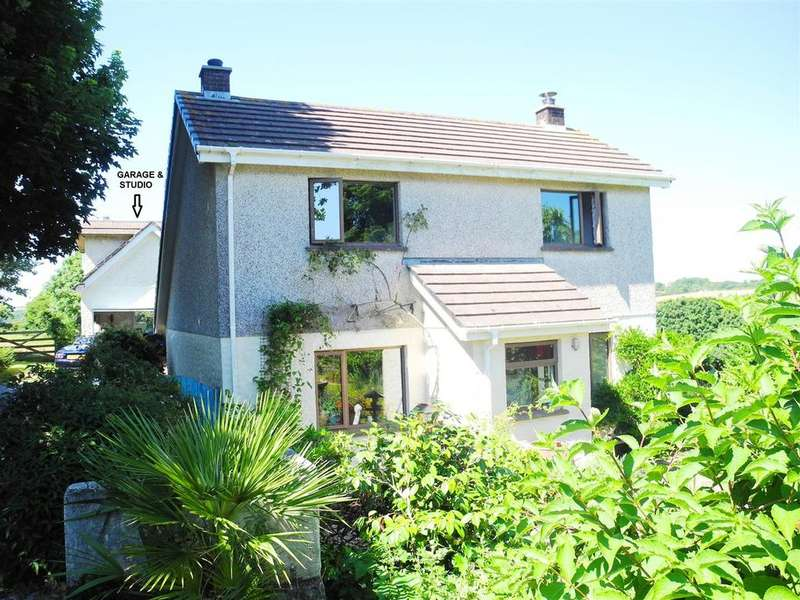 3 Bedrooms Detached House for sale in Rural Chacewater