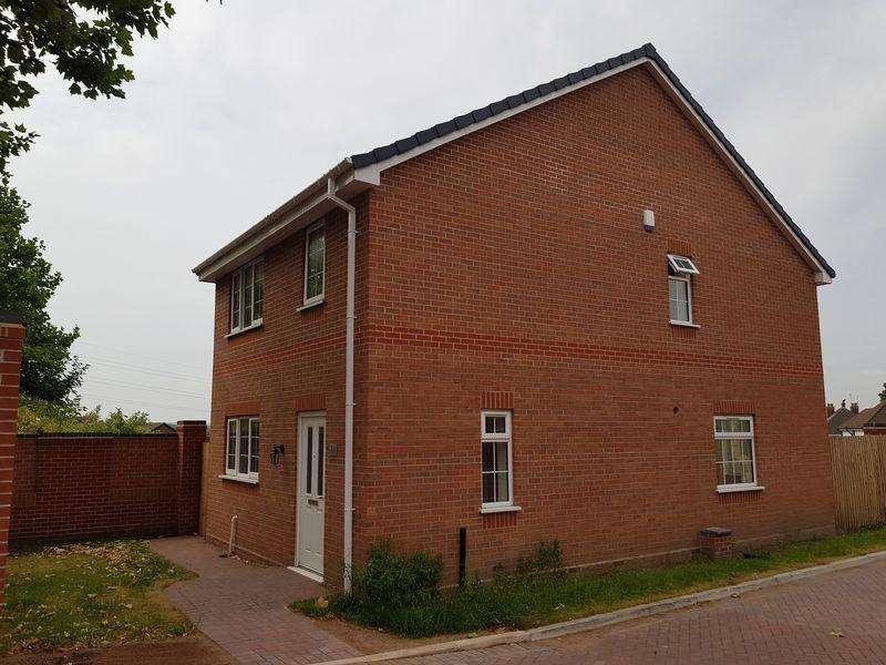 4 Bedrooms Detached House for sale in Bentley Road North, West Midlands