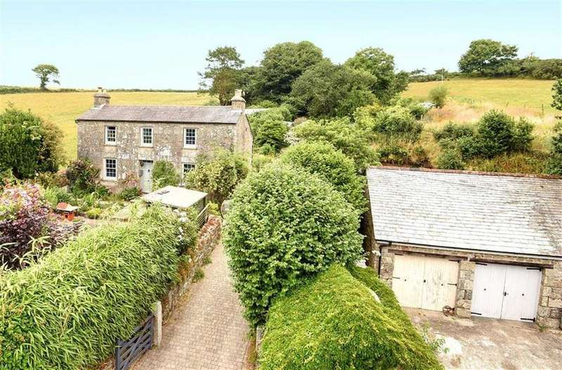 4 Bedrooms Detached House for sale in Pelyn Tor, Lostwithiel, Cornwall, PL22