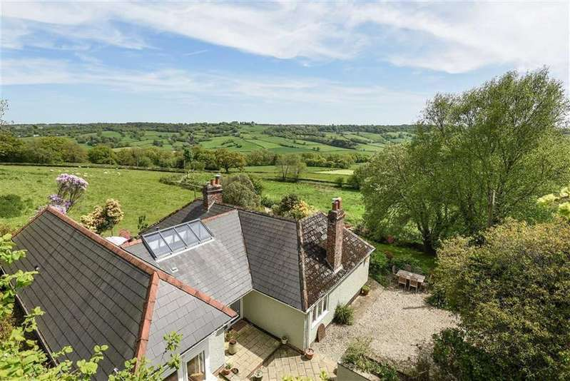 4 Bedrooms Detached House for sale in Upottery, Honiton, Devon, EX14