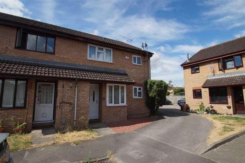 1 Bedroom Terraced House for sale in Bader Gardens, Cippenham