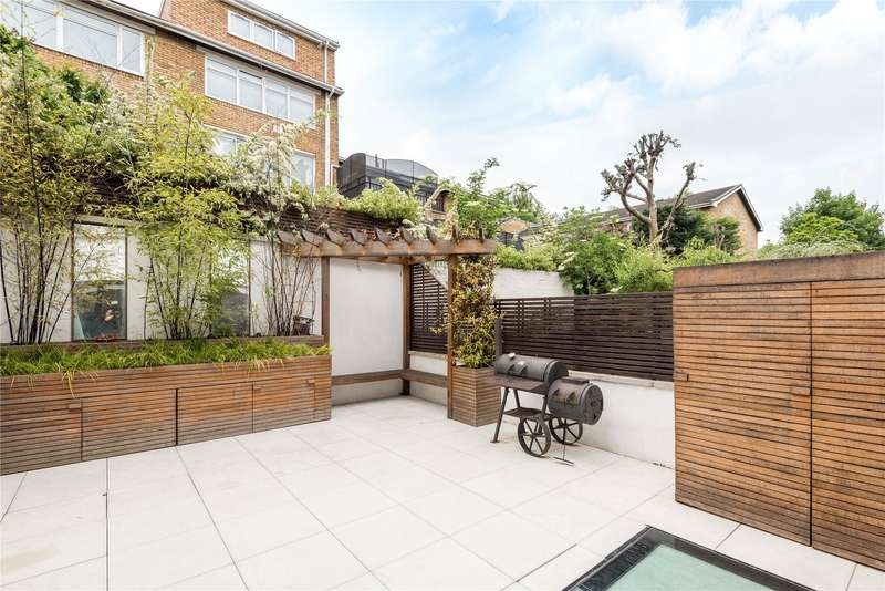 3 Bedrooms Maisonette Flat for sale in Ainger Road, Primrose Hill, London, NW3