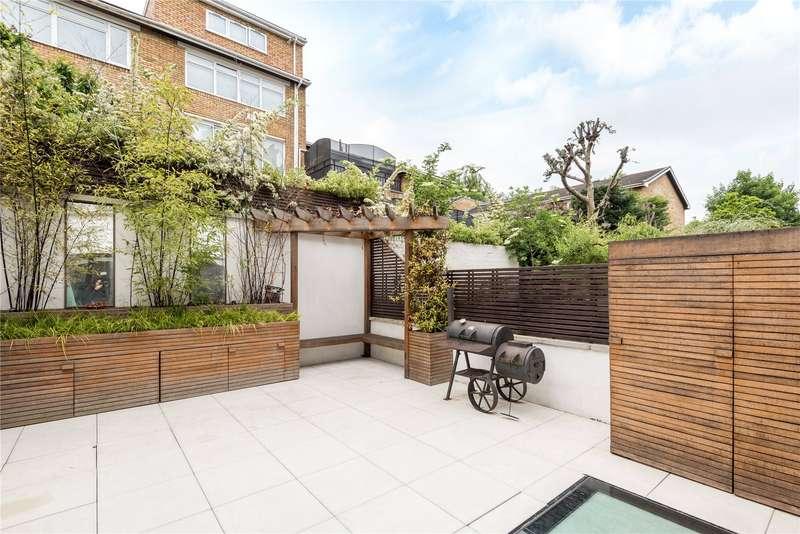 3 Bedrooms Maisonette Flat for sale in Ainger Road, Primrose Hill, London, NW3