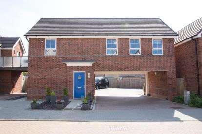 1 Bedroom Detached House for sale in Doxford Heath, Brooklands, Milton Keynes