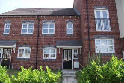3 Bedrooms Terraced House for sale in Charter Avenue, Warrington, Cheshire