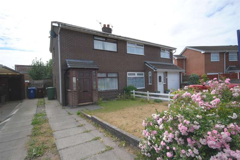 2 Bedrooms Semi Detached House for sale in Longbrook, Shevington, Wigan