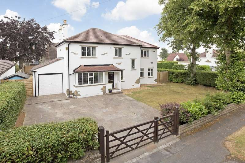 5 Bedrooms Detached House for sale in Wynmore Avenue, Bramhope