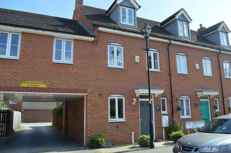 3 Bedrooms Town House for sale in Tall Pines Road, Witham St Hughs