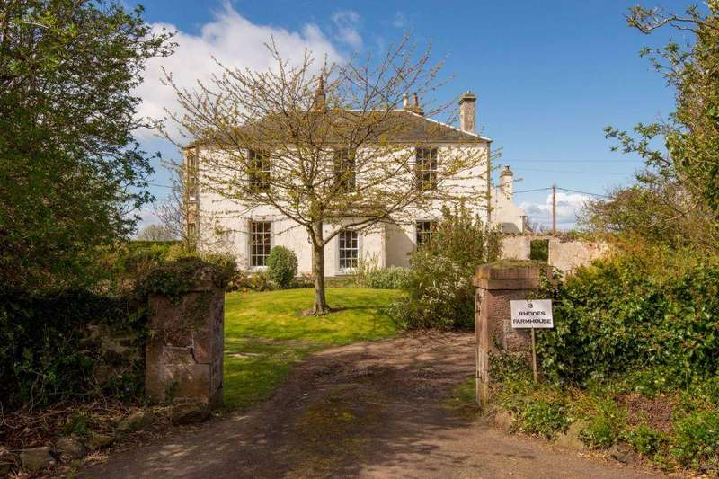 3 Bedrooms Flat for sale in 3 Rhodes Farmhouse, North Berwick, EH39 5NH