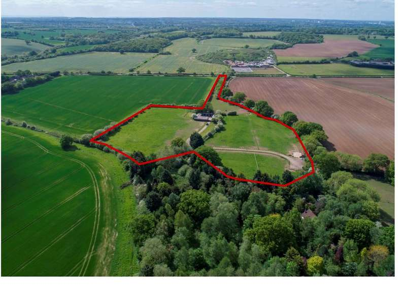 Equestrian Facility Character Property for sale in PATTERDALE FARM, BLACKBIRD LANE, BERKSHIRE SL6 3SX