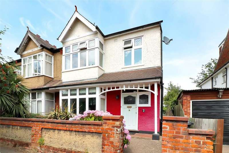 3 Bedrooms House for sale in Monmouth Road, Watford, Hertfordshire, WD17
