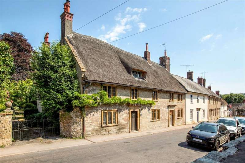 5 Bedrooms End Of Terrace House for sale in Fore Street, Evershot, Dorchester, Dorset