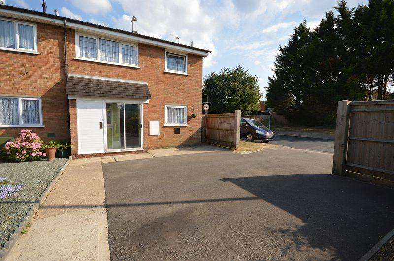 3 Bedrooms End Of Terrace House for sale in Fenwick Road, Houghton Regis.