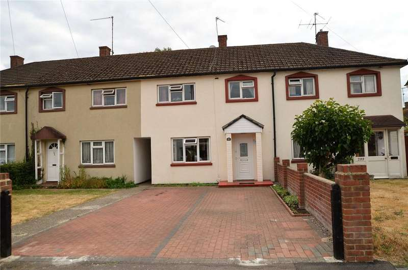 3 Bedrooms Town House for sale in Southcote Lane, Reading, Berkshire, RG30