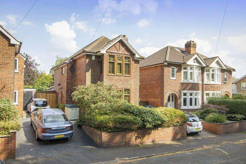 3 Bedrooms Detached House for sale in HALL DYKE, SPONDON